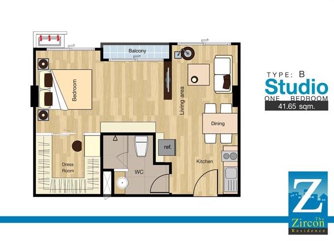G:ACAD ProjectPCMTippawanRoom Typenew room type 2 MODEL (1